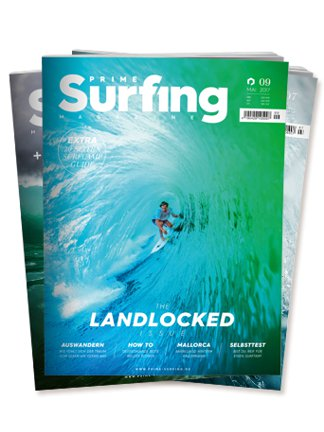 Prime Surfing - Issue 9