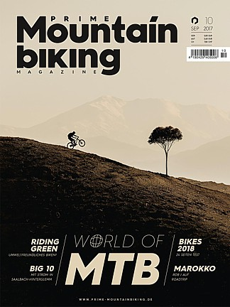 Prime Mountainbiking - Issue 10