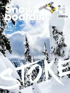 Prime Snowboarding 15 - Januar 2018