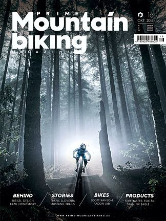 Prime Mountainbiking #16