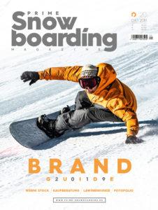 PRIME SNOWBOARDING MAGAZINE #20