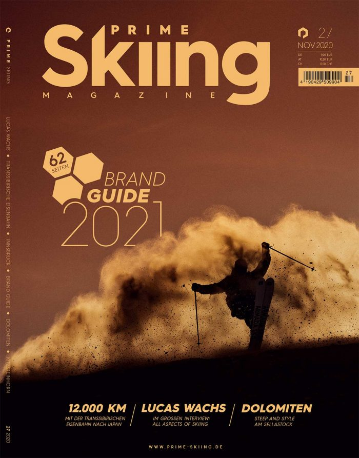 PRIME SKIING MAGAZINE #27 (OCT 2020)